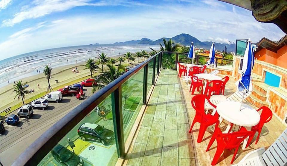 Mirante Praia Hotel Peruibe