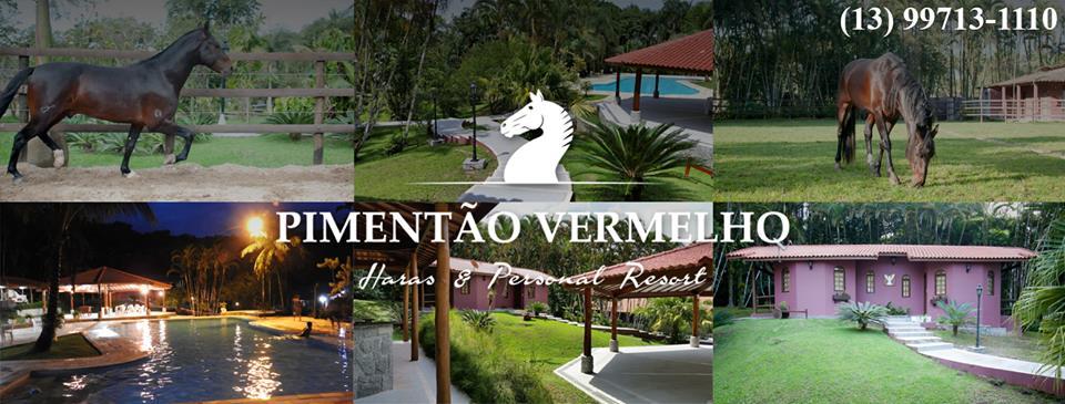 Pimentão Vermelho Haras & Personal Resort
