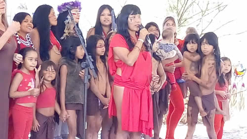 Aldeia Indígena Tabaçu Reko Ypy