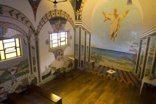 Capela Mosaico - Colônia Veneza