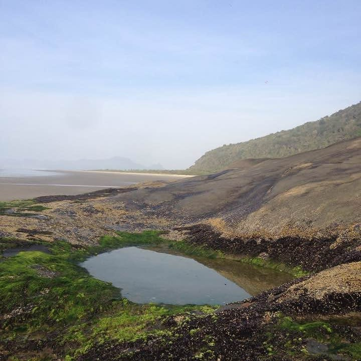 Conheça a Praia do Una em Peruíbe