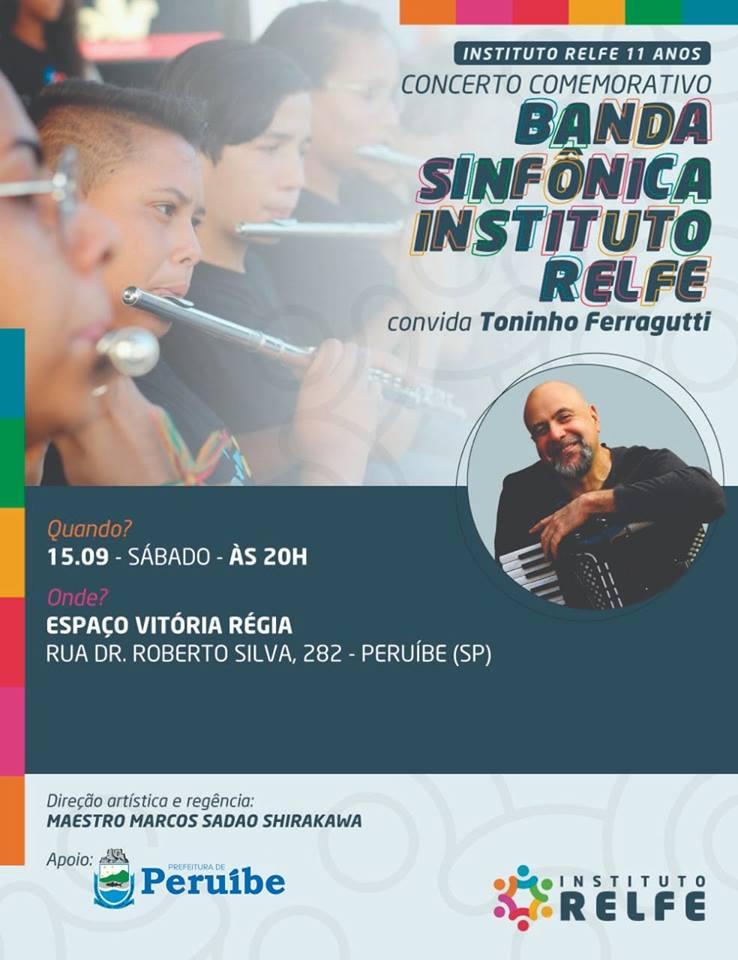 Concerto Sinfônico Instituto Relfe