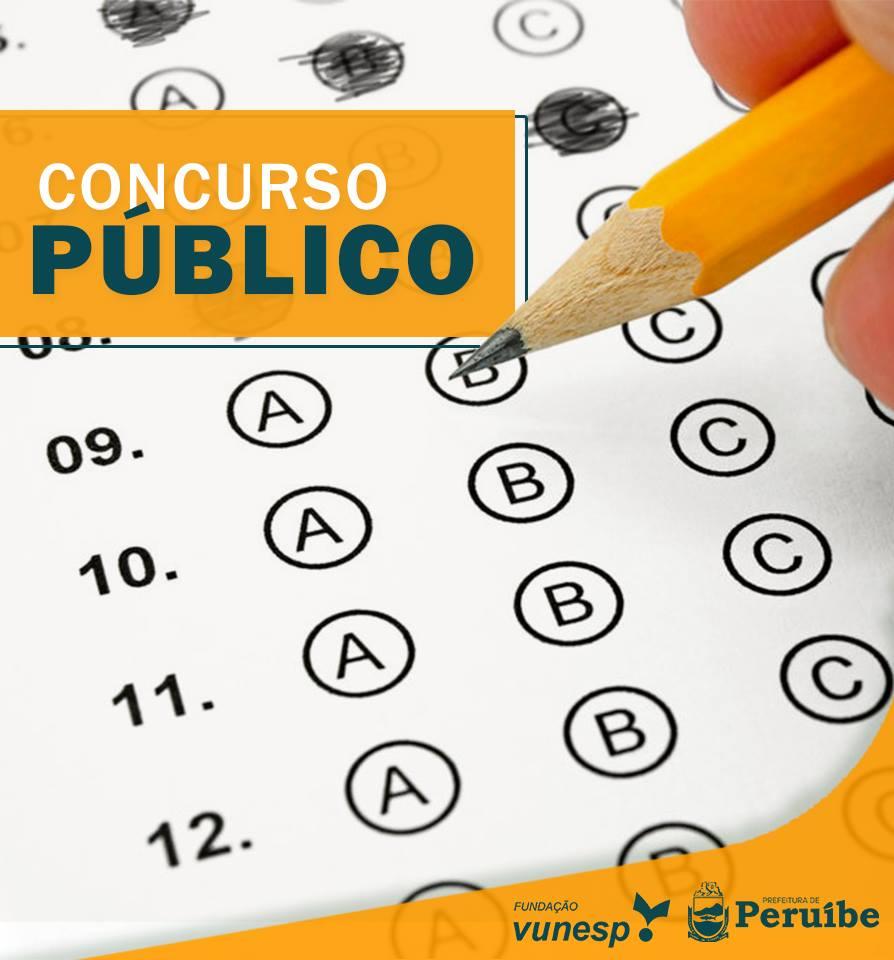 Concurso Público em Peruíbe