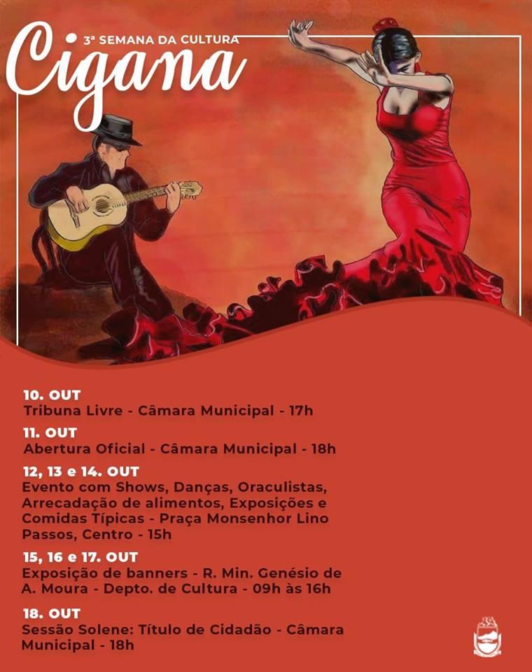 3ª Semana da Cultura Cigana