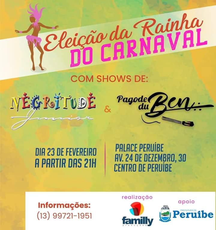 Rainha do Carnaval 2019