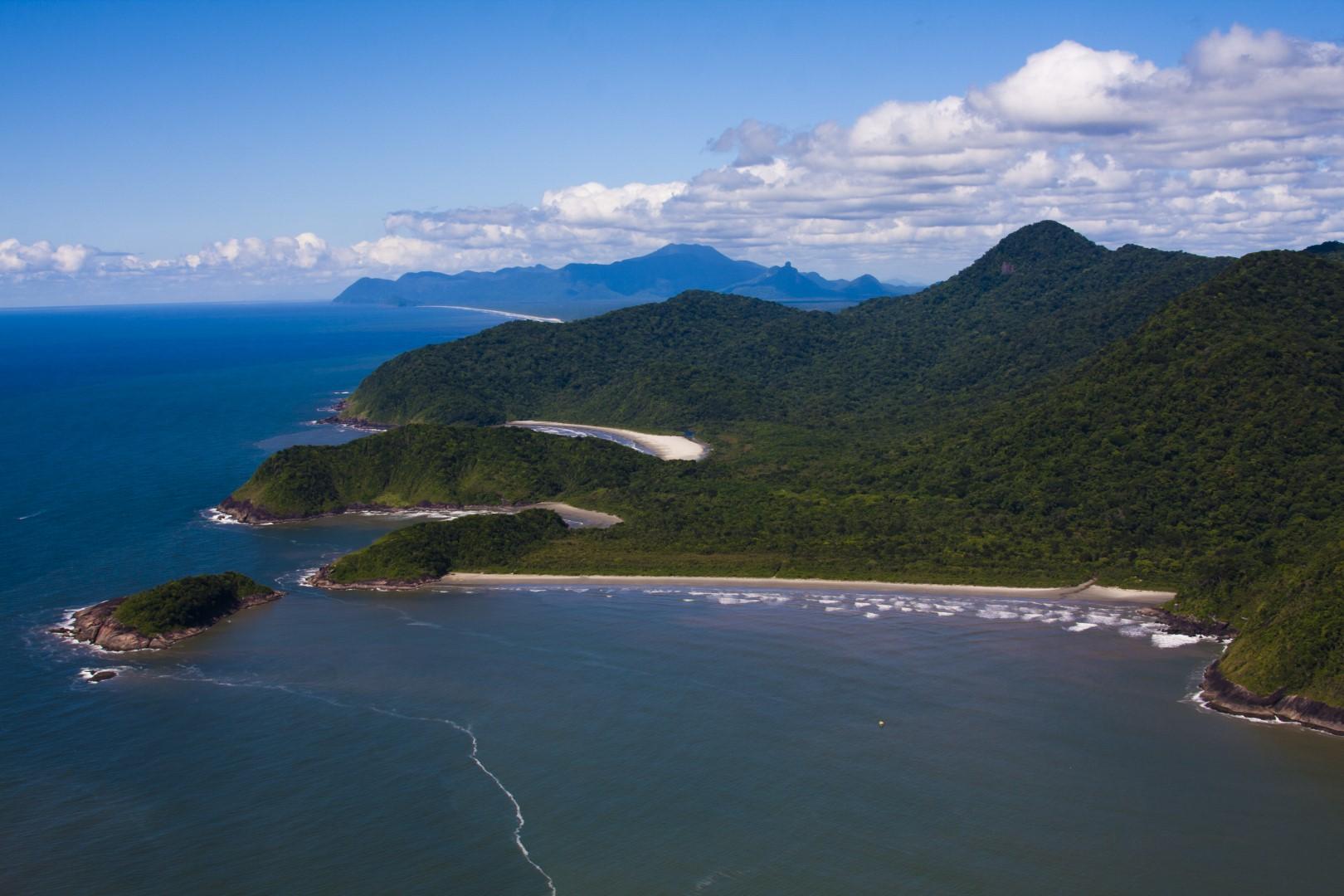 Praias Secretas em Peruíbe