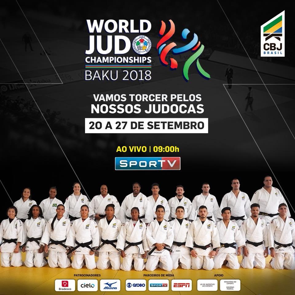Peruíbe no Mundial de Judô
