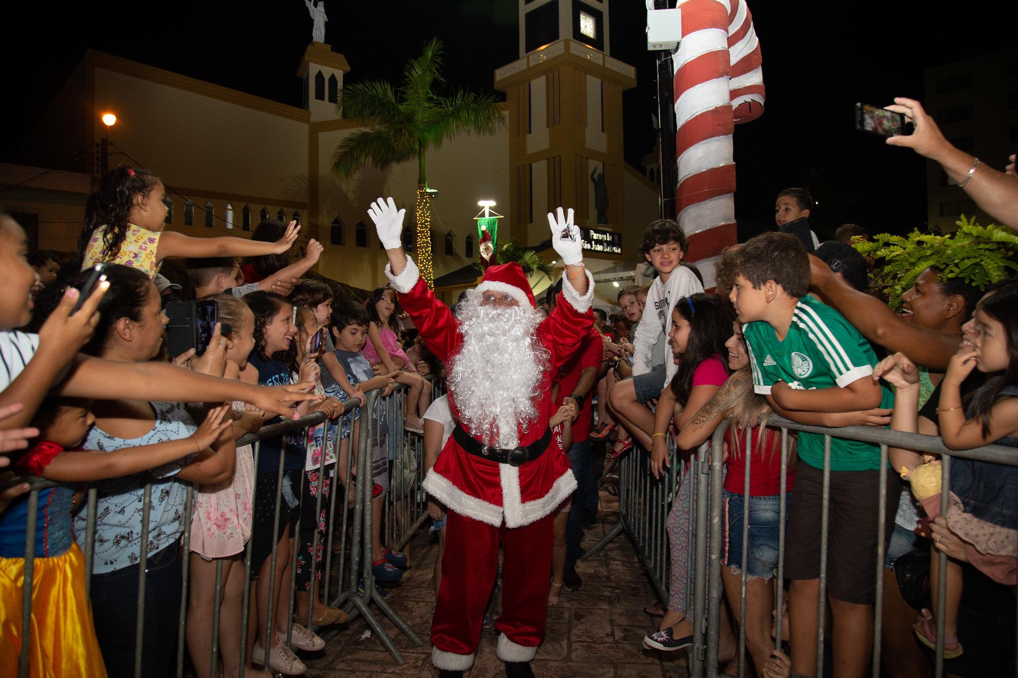 Sábado começa terceira edição do Natal na Praia