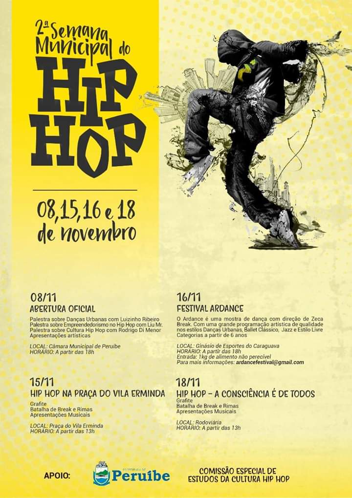 Segunda Semana Municipal do Hip Hop