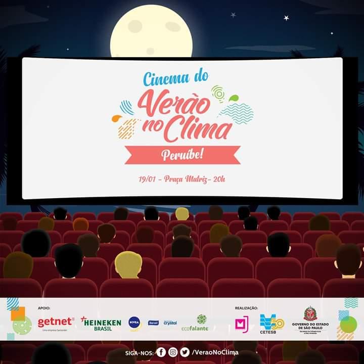 Cinema em Peruíbe - Mostra Ecofalante
