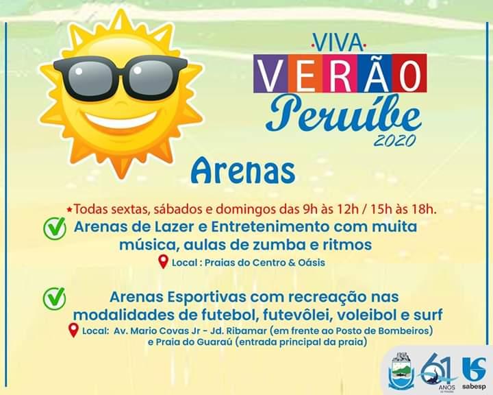 Arena Viva Verão 2020