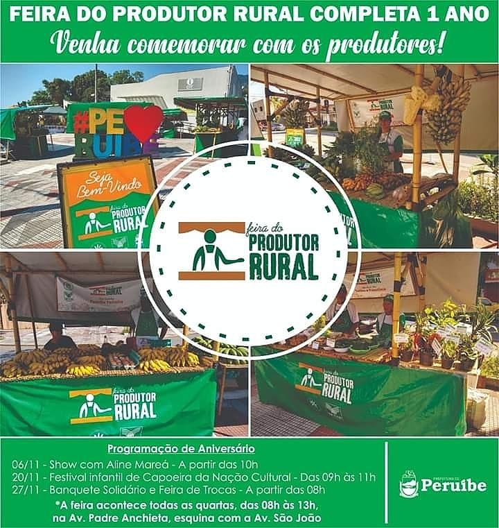 Feira do Produtor Rural