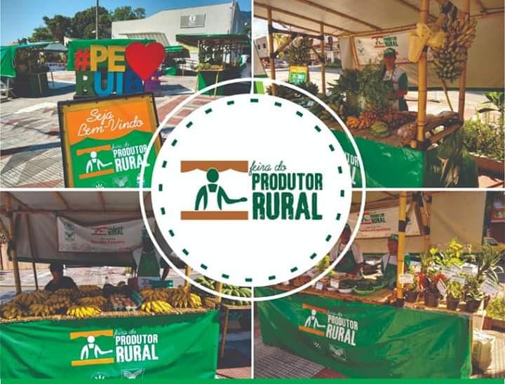 Feira do Produtor Rural de Peruíbe