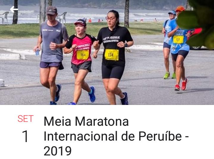 Meia Maratona Internacional de Peruíbe