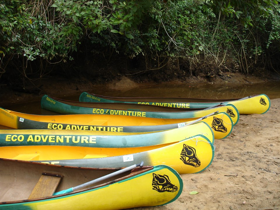 Eco Adventure Canoagem